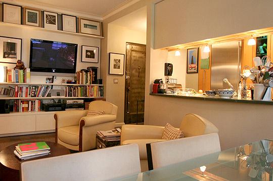 Decoracao De Quarto Sala E Cozinha ~   Projetos ? Ambientes integrados confira sala e cozinha