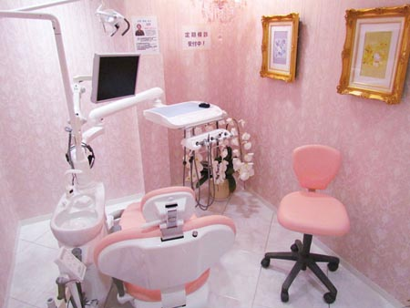 Decora o e projetos decora o de consult rios odontol gicos for Salon baby cool