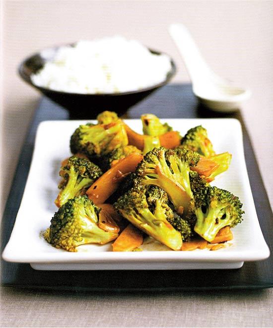 pratos com legumes