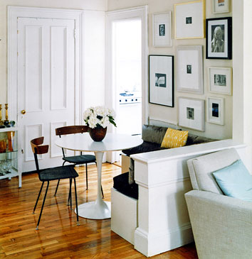 Decora o e projetos decorando ambientes pequenos for Decoracion ambientes muy pequenos