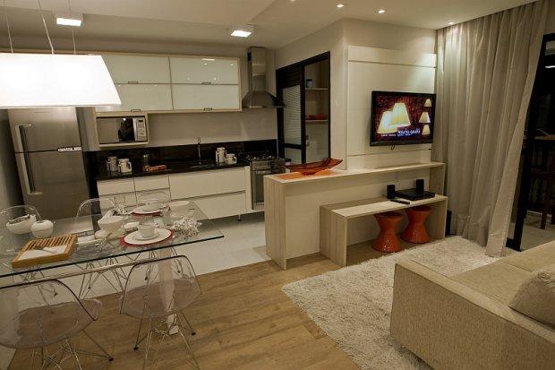 Decora o e projetos decorando ambientes pequenos - Fotos de lofts decorados ...