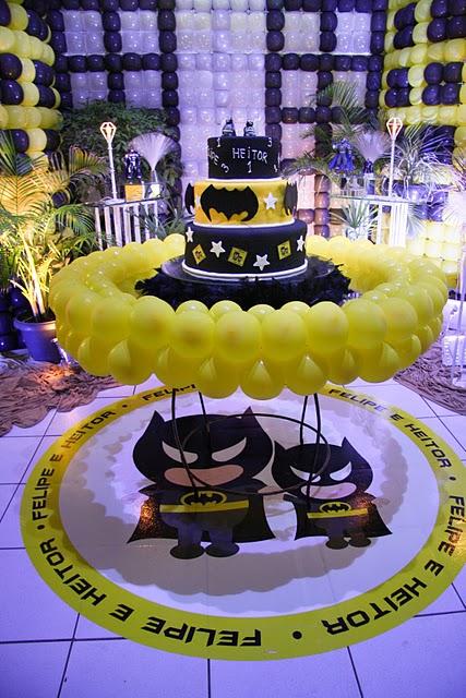 Dark Knight Cake Kit