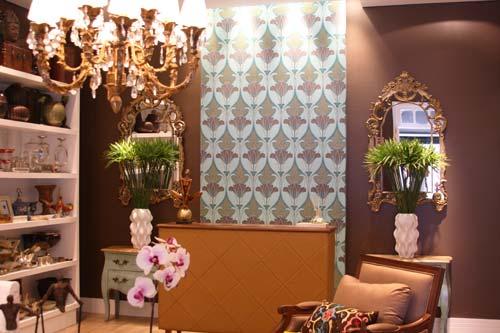 decoracao de sala lojas : decoracao de sala lojas:Decoração e Projetos – Lojas decoradas com papel de parede