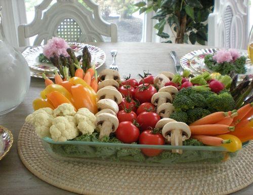 decoração de pratos