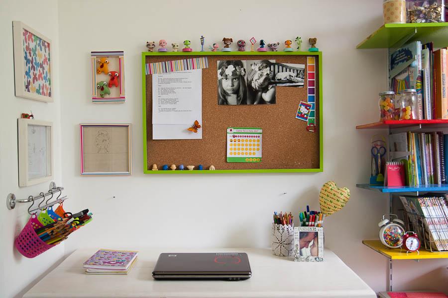 Decora o e projetos decora o de mural de recados for Como fazer um mural de recados