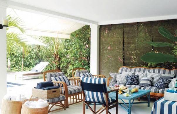 Sophisticated Beach House Decor: Decoração E Projetos FOTOS DE CASAS DE PARIA DECORADAS