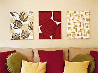 Quadros baratos para decoração