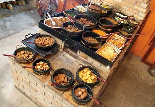DECORA u00c7ÃO MINEIRA PARA RESTAURANTE -> Decoração Simples Para Mesa De Restaurante