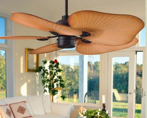 Decora o e projetos ventiladores de teto modernos e bonitos for Ventiladores de pared baratos