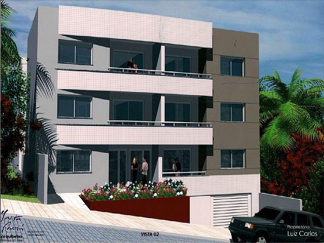 Decora o e projetos fachadas de pr dios de 3 andares for Fachadas para apartamentos pequenos