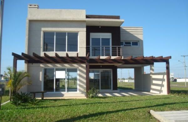 Decora o e projetos projetos de casas com 2 pavimentos for Fachadas de casas modernas 1 pavimento