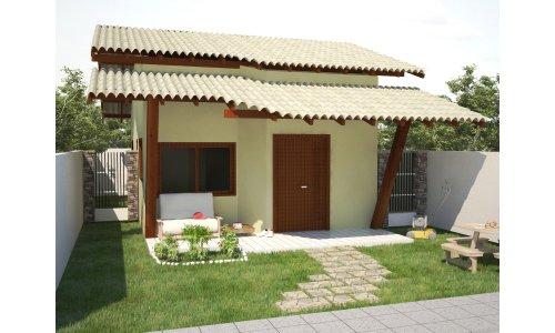 Decoração e Projetos – Projetos de casas pequenas e aconchegantes