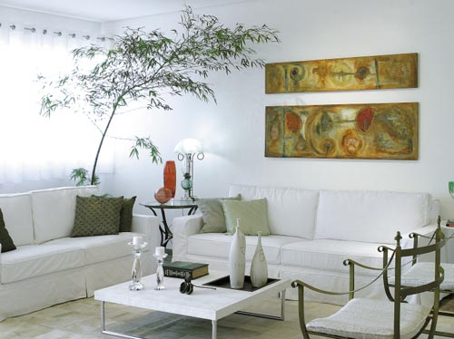 decorar sala branca:Quadros Para Salas De Estar