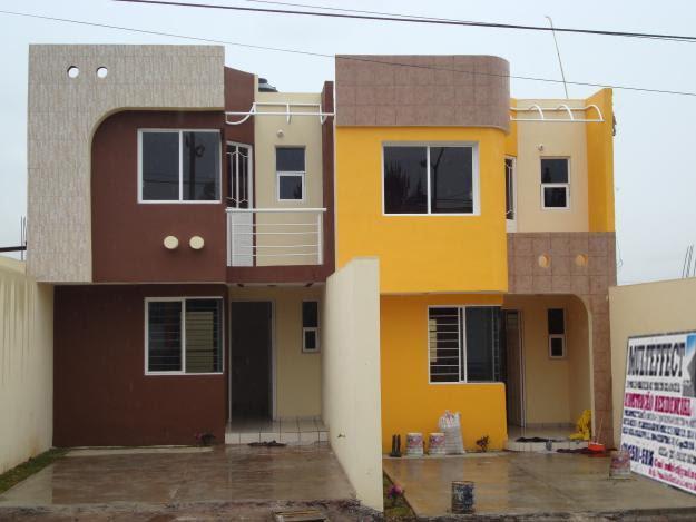 Decora o e projetos cores para fachadas de casas dicas - Como pintar fachadas de casas ...