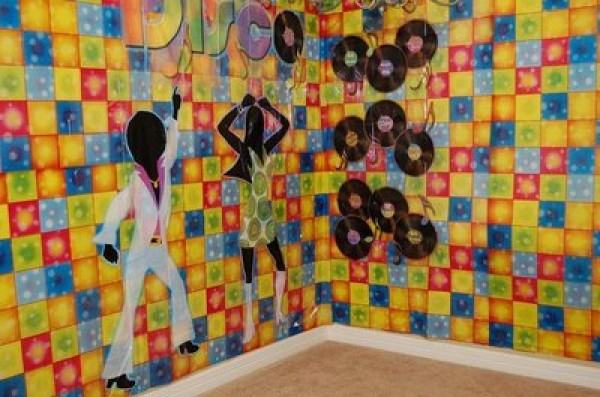 decoracao de cozinha hippie : decoracao de cozinha hippie:Decoração e Projetos – Decoração de festa anos 70