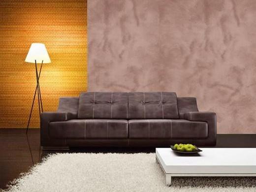Decora o e projetos decora o de parede com efeito camur a - Simulador de pintura para paredes ...