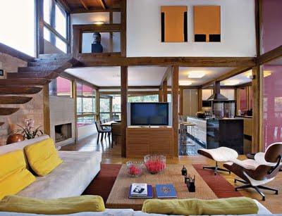 Decora o e projetos decora o para lofts pequenos e modernos - Decoracion de loft pequenos ...