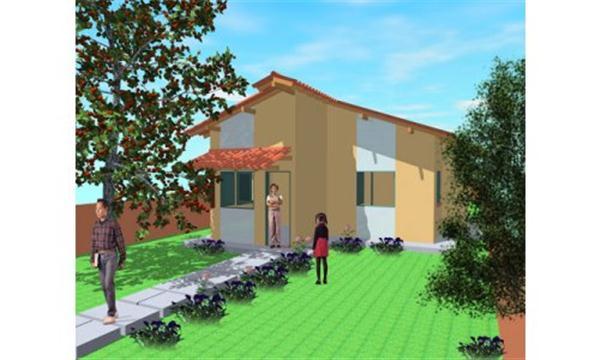 Projetos – Projetos de casas de 50m2 – Veja modelos de plantas