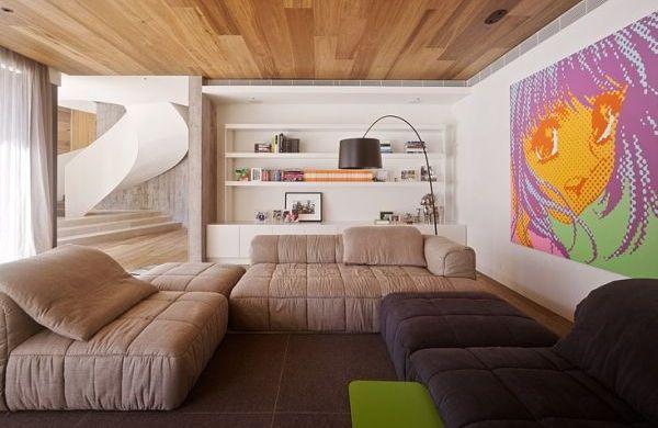 decoracao de sala para homens solteiros:decoração para solteiros pode ter tranquilamente o estilo do dono