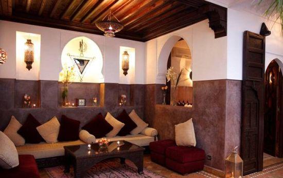 Decora o e projetos decora o em estilo marroquino - Dormitorios arabes ...