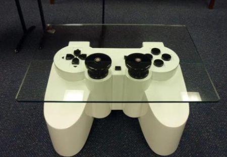 Pacman Table Game >> Decoração e Projetos Estilo de Decoração Geek