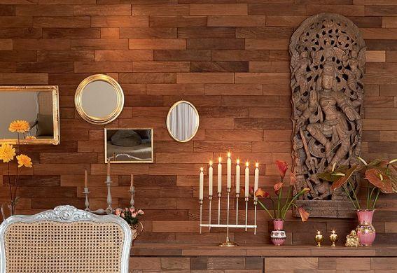 A decoração com arte sacra é uma forma de trazer mais leveza e aconchego ao seu lar e ao seu dia a dia (Foto: Divulgação)