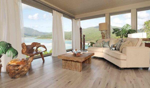 A decoração com inspirações marítimas deixa o clima de sua casa mais leve e mais relaxante (Foto: Divulgação)