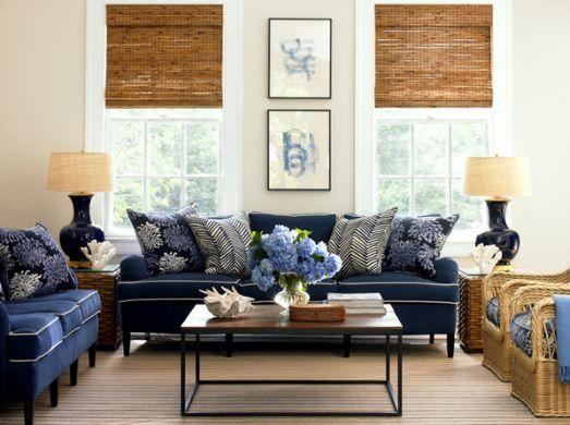 A decoração com estilo náutico deixa os espaços mais interessantes e sua casa mais aconchegante (Foto: Divulgação)