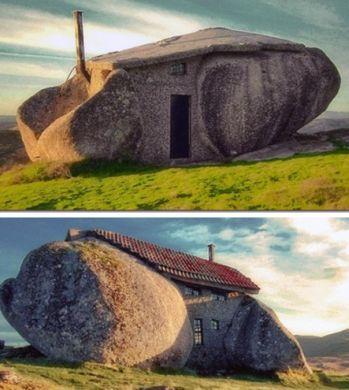Casa dos Flintstones (Foto: Divulgação)