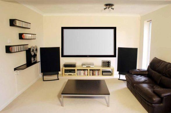 Apostar em uma decoração para sala de estar pequena deixará seu lar muito mais acolhedor (Foto: Divulgação)