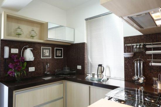 Invista em projetos de cozinha gourmet pequena e deixe seu lar muito mais aconchegante (Foto: Divulgação)