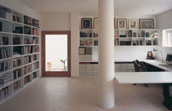 Se você apostar em um projeto de biblioteca em casa conseguirá mais momentos relaxantes (Foto: Divulgação)