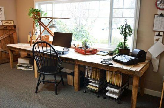 Invista em uma decoração criativa com paletes e deixe seu lar mais sustentável (Foto: Divulgação)