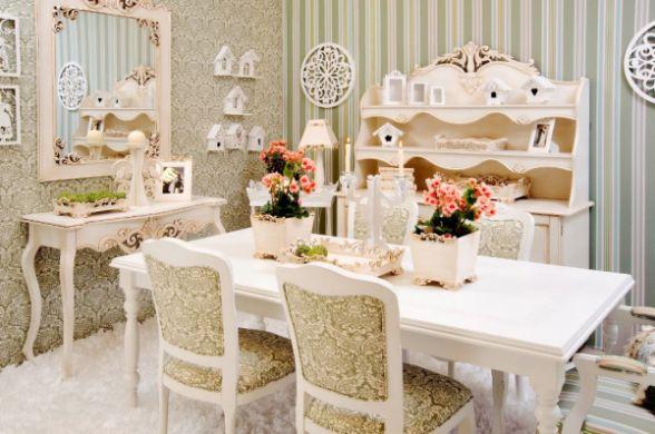 Invista em uma decoração com móveis provençal para deixar sua casa com visual diferenciado (Foto: Divulgação)