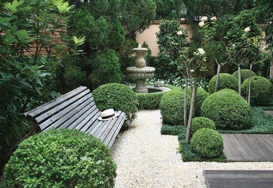 imagens jardins flores:Invista na decoração de jardins com plantas rasteiras (Foto