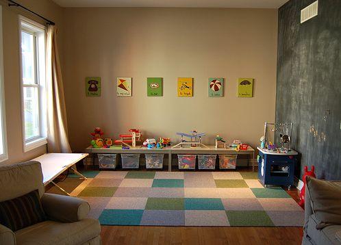 Decora o e projetos projeto de quarto de brinquedos for Foto minimaliste