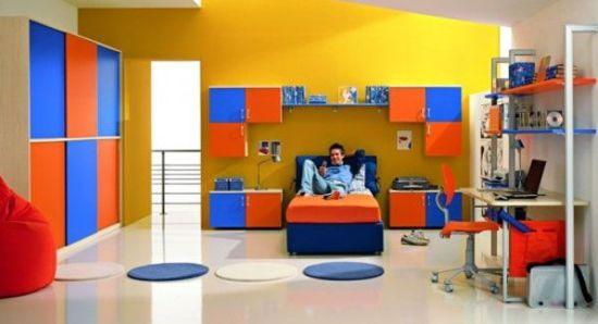 A decoração masculina para quarto de adolescente pode ter o tema predileto de seu filho (Foto: Divulgação)