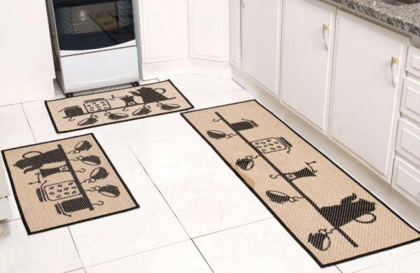 A decoração com passadeiras na cozinha deixa seu espaço gourmet muito mais aconchegante e acolhedor (Foto: Divulgação)