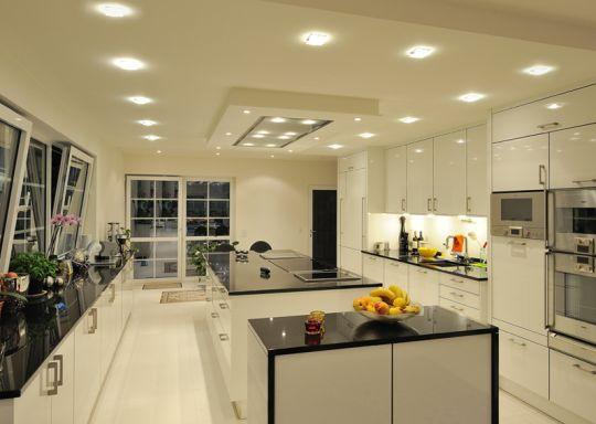 Decoração e Projetos Dicas de Iluminação para Cozinha # Iluminacao De Cozinha Com Ilha