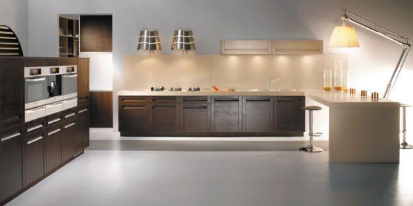 Uma boa iluminação para cozinha é essencial para deixar o espaço valorizado (Foto: Divulgação)