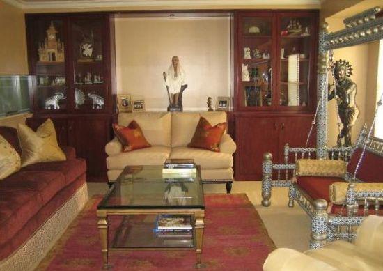 A decoração exótica estilo Hindu deixará seu lar com clima festivo e os moradores, muito mais descontraídos (Foto: Divulgação)
