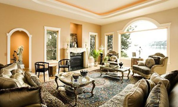 Decora o e projetos decora o com estilo italiano - Casas de estilo italiano ...