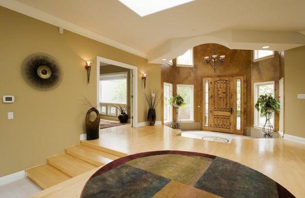 A decoração de interiores de casas de luxo é marcada pelo requinte e sofisticação (Foto: Divulgação)
