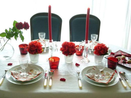 A decoração de mesa para o almoço do dia das mães deve ser bem especial, e você pode usar sua criatividade à vontade (Foto: Divulgação)