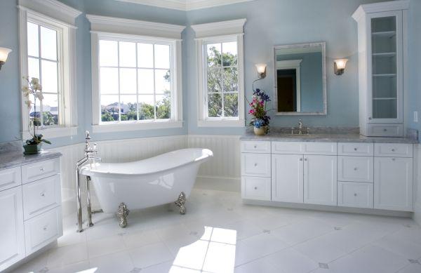 A decoração para salas de banho deixará seu espaço ainda mais interessante (Foto: Divulgação)