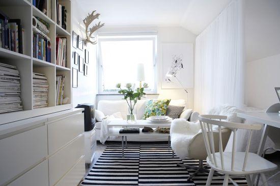 A decoração com estilo escandinavo deixará sua casa mais sofisticada (Foto: Divulgação)