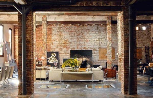 A decoração estilo industrial deixa qualquer ambiente muito mais acolhedor (Foto: Divulgação)