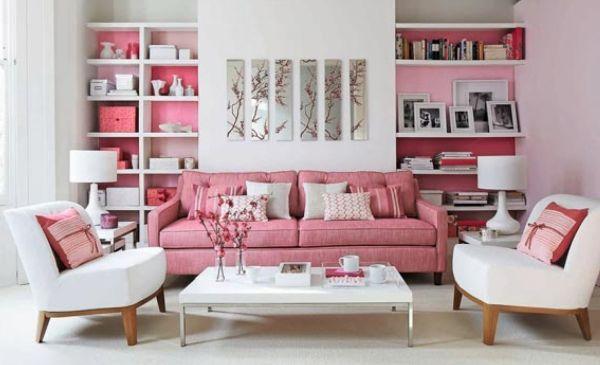 A decoração com inspiração romântica serve para pode renovar qualquer ambiente (Foto: Divulgação)