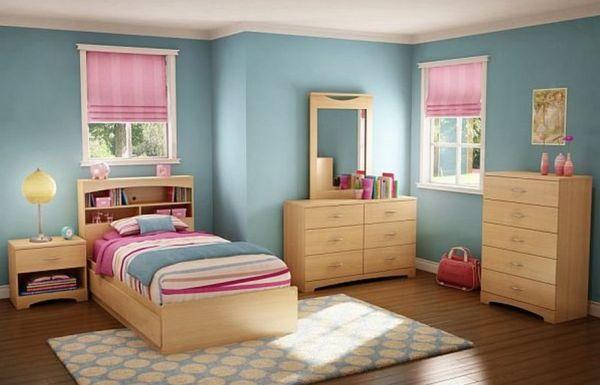 A decoração de quartos infantis com estores deixa todo o ambiente muito mais divertido e diferenciado (Foto: Divulgação)