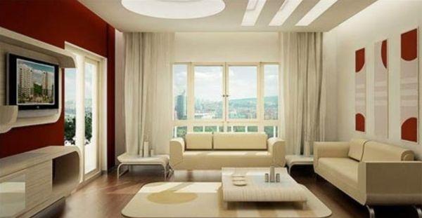 A decoração para apartamento amplo deve valorizar todos os espaços (Foto: Divulgação)